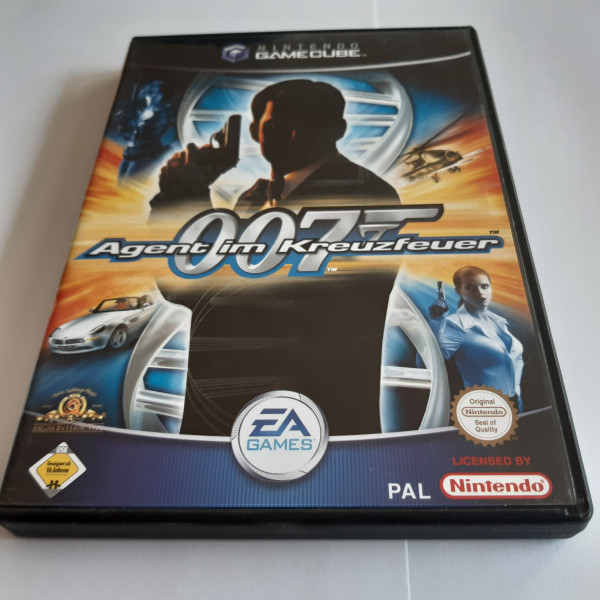 James Bond - Agent im Kreuzfeuer - GameCube