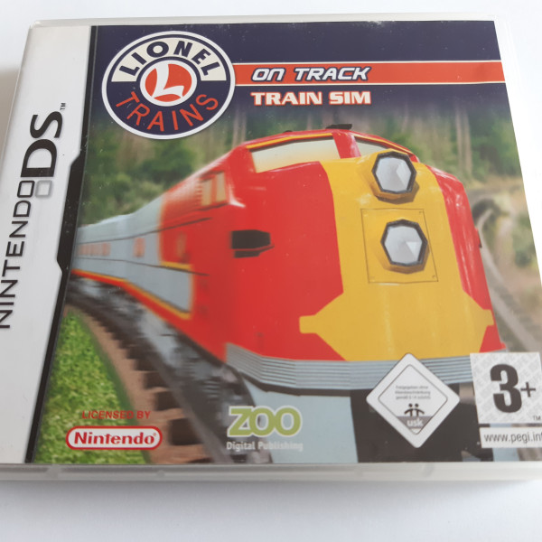 Lionel Trains On Track - DS