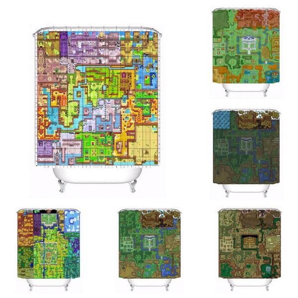 Duschvorhang Zelda - 150 x 180