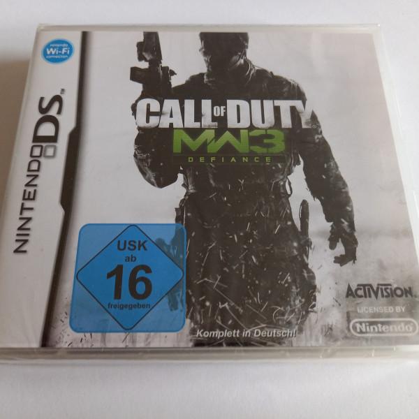 Call of Duty - Modern Warfare 3 - Defiance - DS
