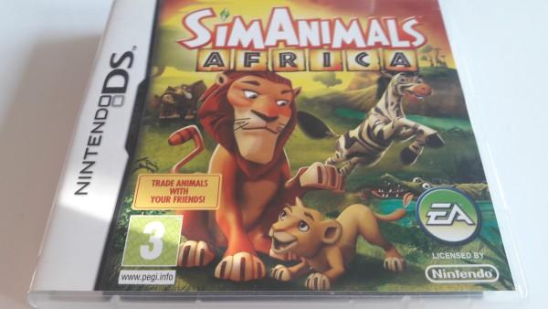 SimAnimals - Africa - DS
