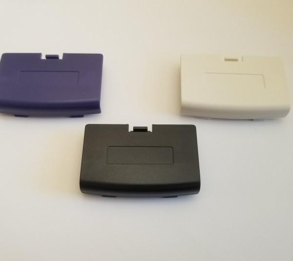 Batteriedeckel für Game Boy Advance - Diverse Farben