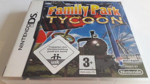 Family Park Tycoon - DS