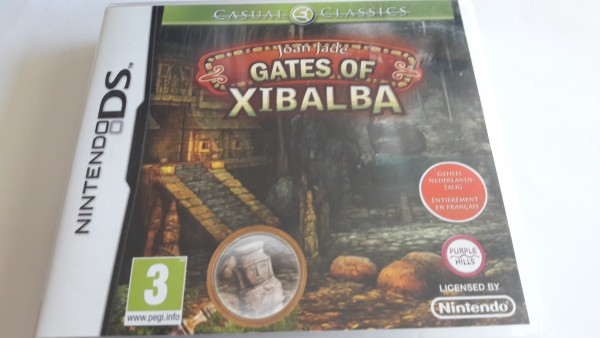 Gates of Xibalba - DS