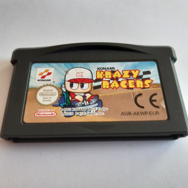 Krazy Racers - GBA