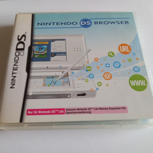 Nintendo DS Browser - DS