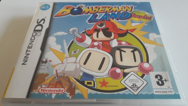 Bomberman Land Touch - DS