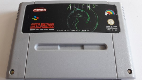 Alien 3 - SNES