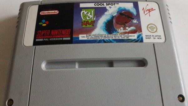 Cool Spot - SNES
