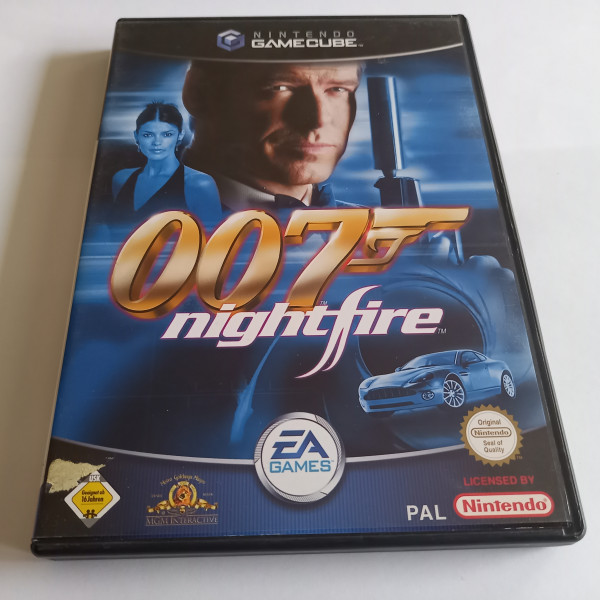 007 Nightfire - GameCube