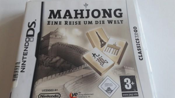 Mahjong - Eine Reise um die Welt - DS