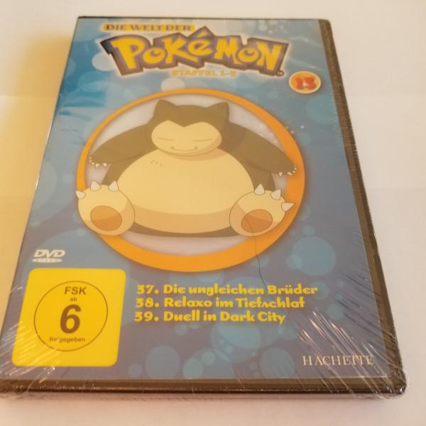 Die Welt der Pokémon - Teil 13 - DVD