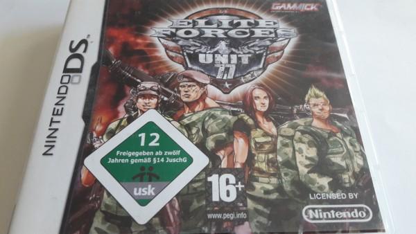 Elite Force Unit 77 - DS
