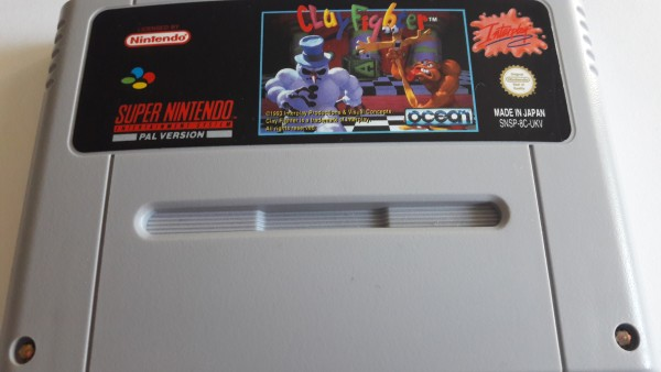 Clay Fighter - SNES