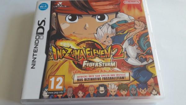 Inazuma Eleven 2 - Feuersturm - DS