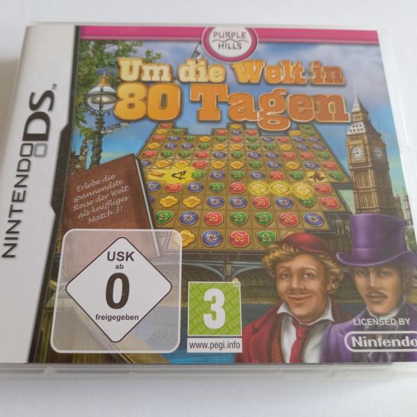 Um die Welt in 80 Tagen - DS