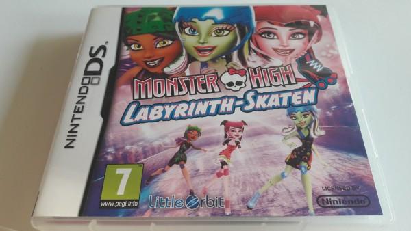 Monster High - Labyrinth-Skaten - DS
