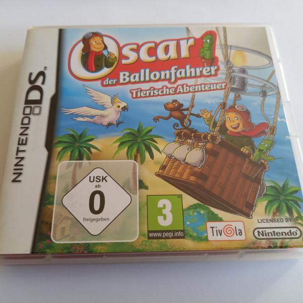 Oscar der Ballonfahrer - Tierische Abenteuer - DS