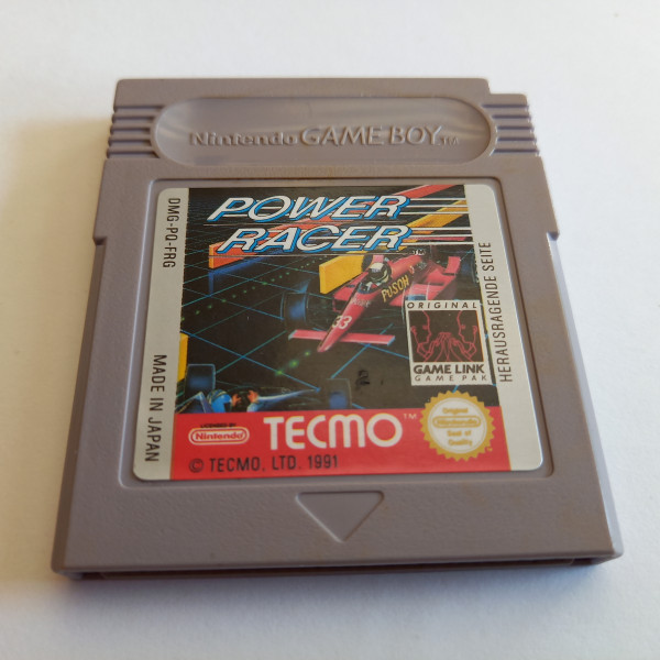 Power Racer - Game Boy
