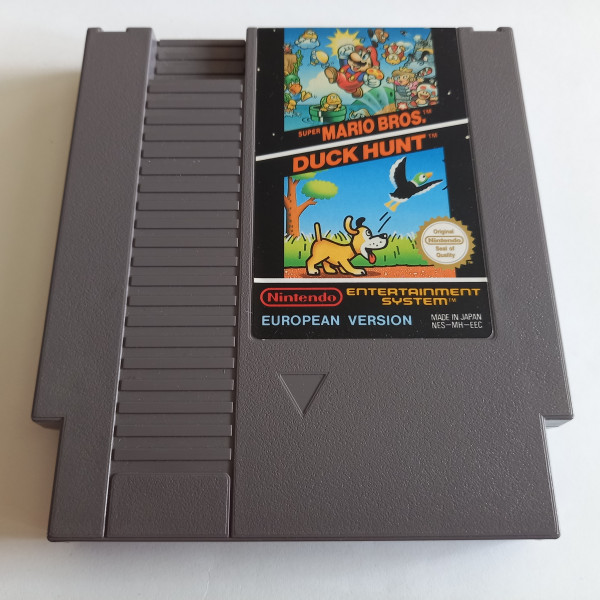 Super Mario Bros. & Duck Hunt - NES