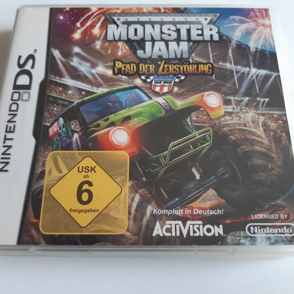 Monster Jam - Pfad der Zerstörung - DS