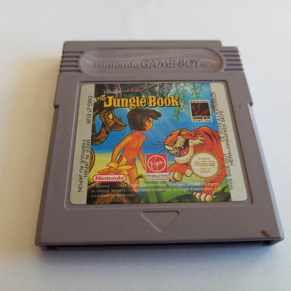 The Jungle Book - Game Boy