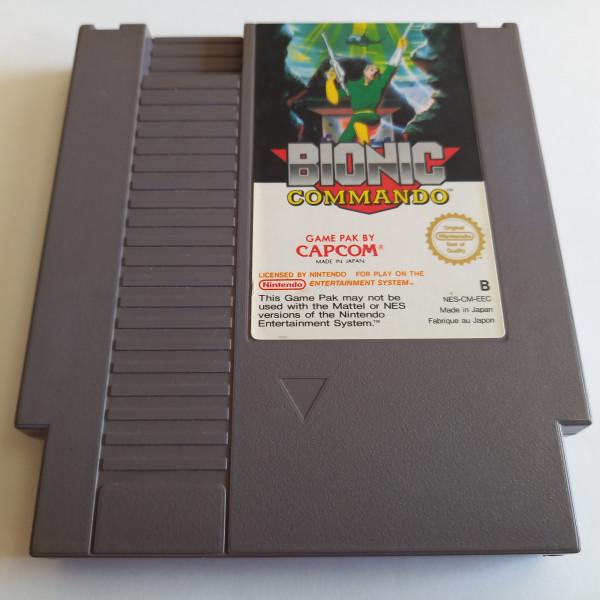 Bionic Command - NES