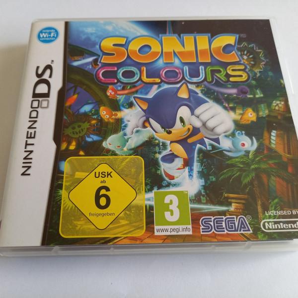 Sonic Colours - DS