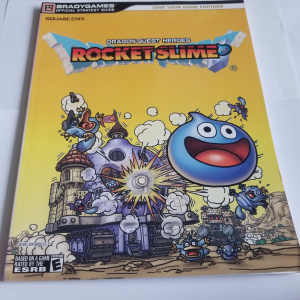 Dragon Quest Heroes - Rocket Slime - Strategy Guide - DS