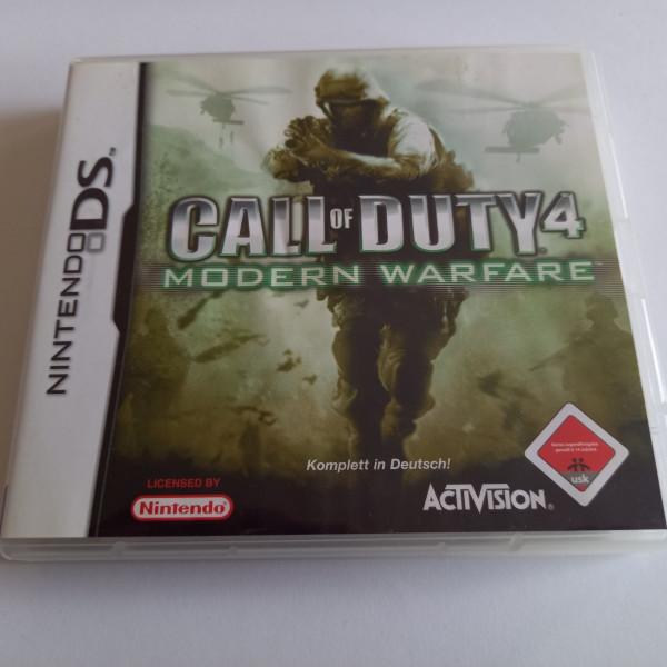 Call of duty - Modern Warfare 4 - DS