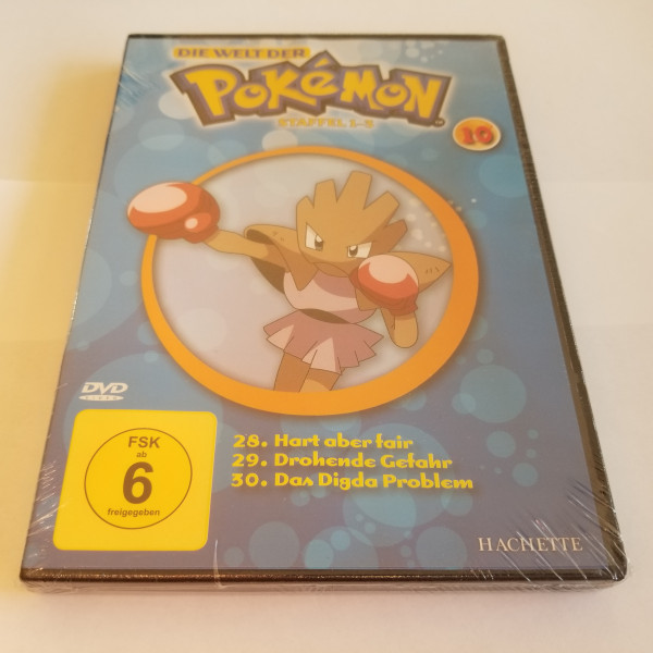 Die Welt der Pokémon - Teil 10 - DVD