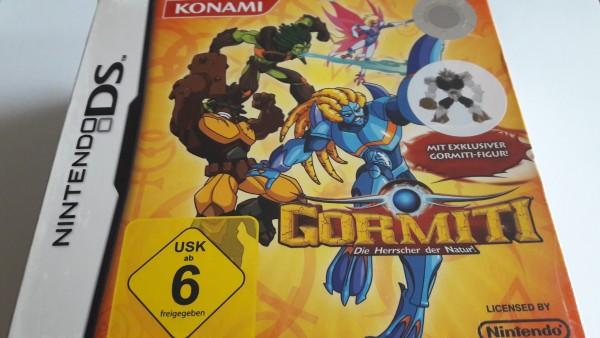 Gormiti - Die Herrscher der Natur - DS