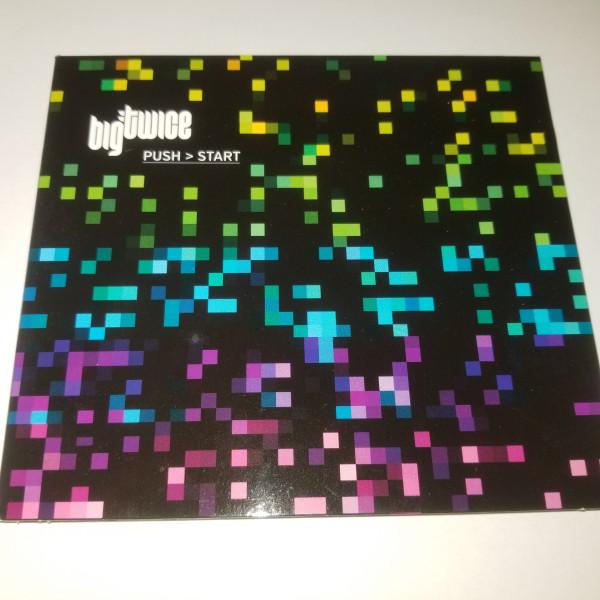 Push Start - CD