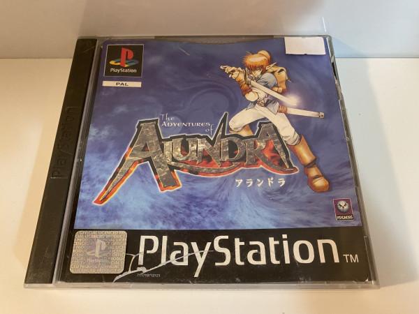 Alundra - PS1