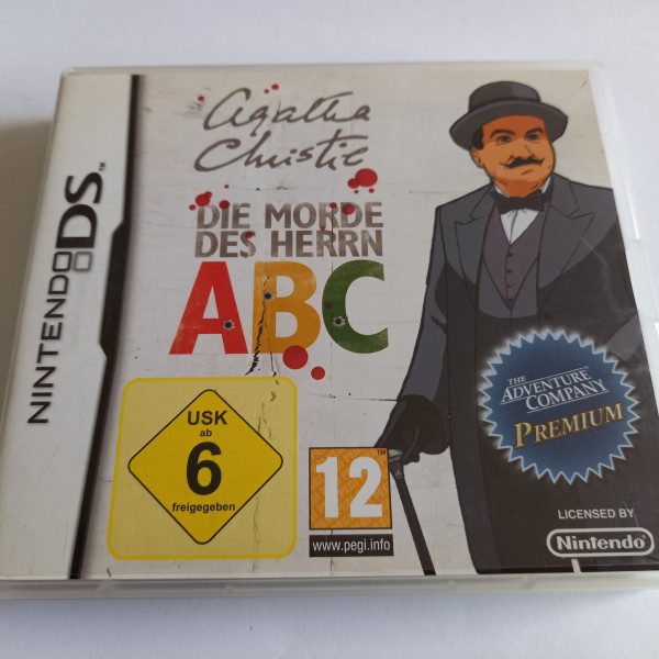 Agatha Christie - Die Morde des Herrn ABC - DS