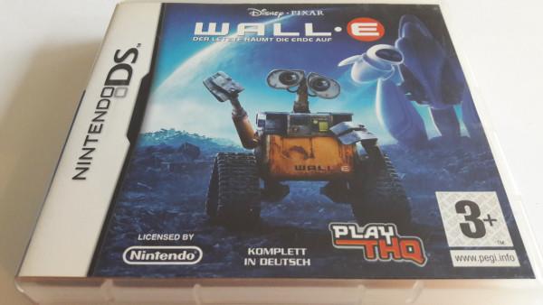 Wall-E - Der letzte räumt die Erde auf - DS