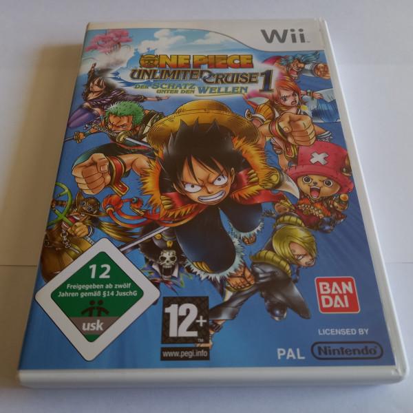 One Piece - Unlimited Cruise 1 - Der Schatz unter den Wellen - Wii