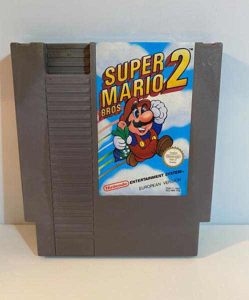 Super Mario Bros. 2 - NES