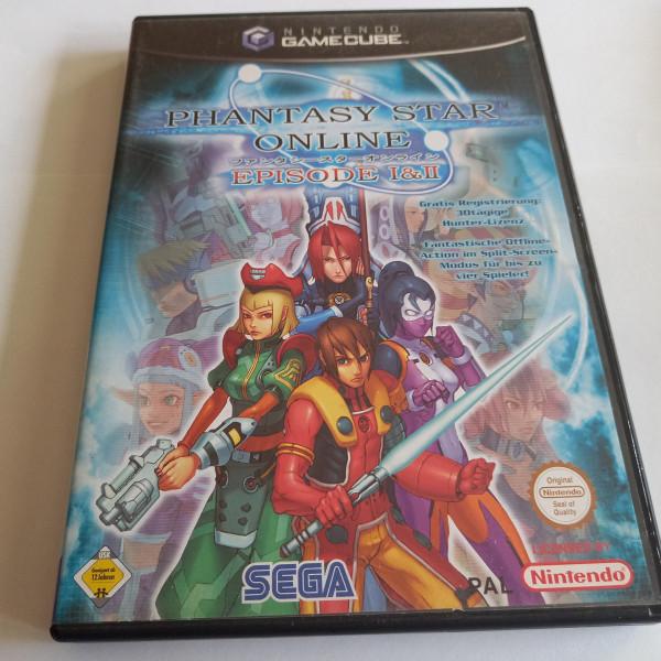 Phantasy Star Online - Episode I & II - GameCube
