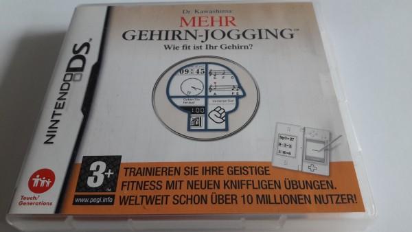 Mehr Gehirn-Jogging - DS