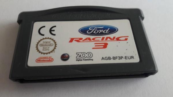 Ford Racing 3 - GBA