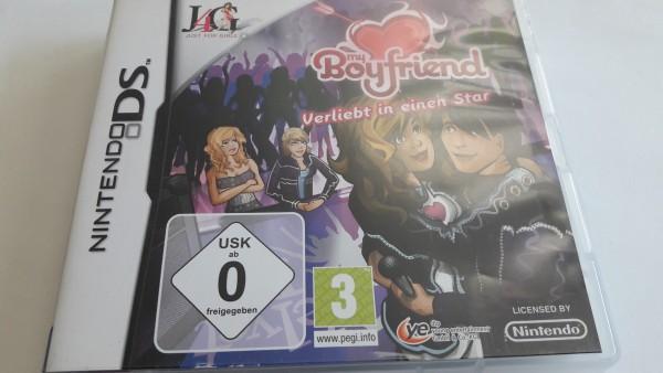 My Boyfriend - Verliebt in einen Star - DS