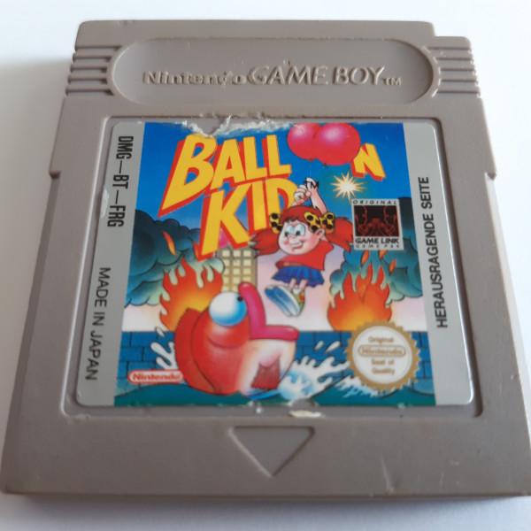 Balloon Kid - Game Boy
