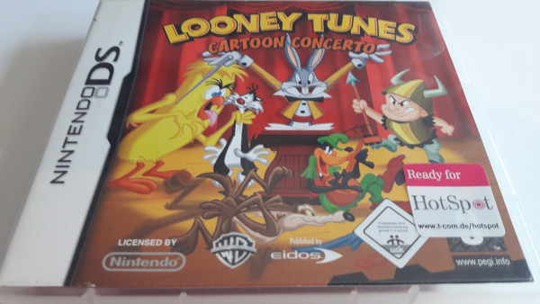 Looney Tunes - Cartoon Concerto - DS