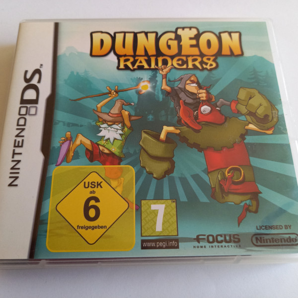 Dungeon Raiders - DS