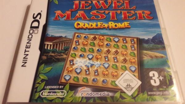 Jewel Master - Cradle of Rome - DS