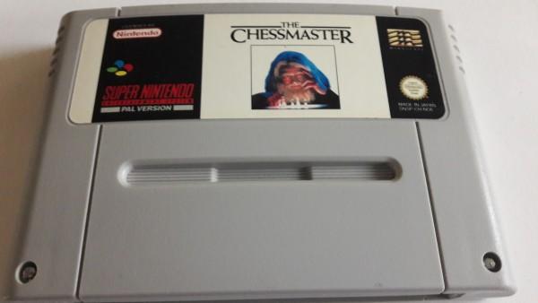 Chessmaster - SNES