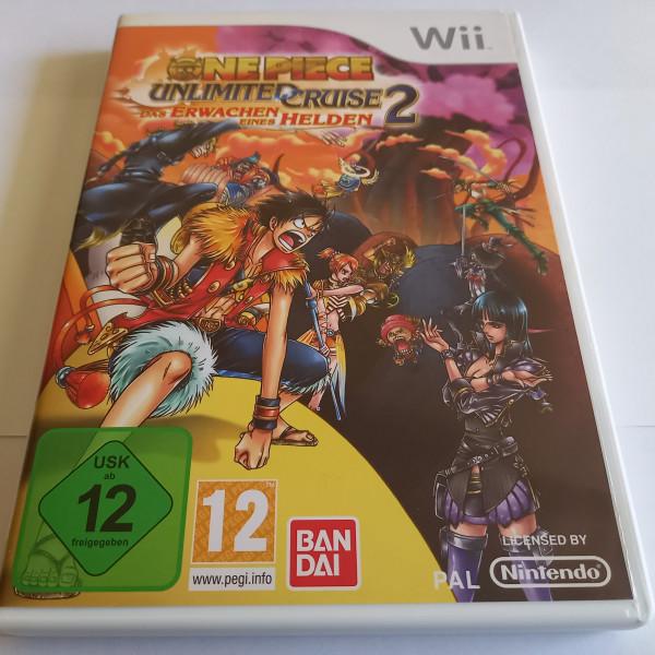 One Piece - Unlimited Cruise 2 - Das Erwachen eines Helden - Wii