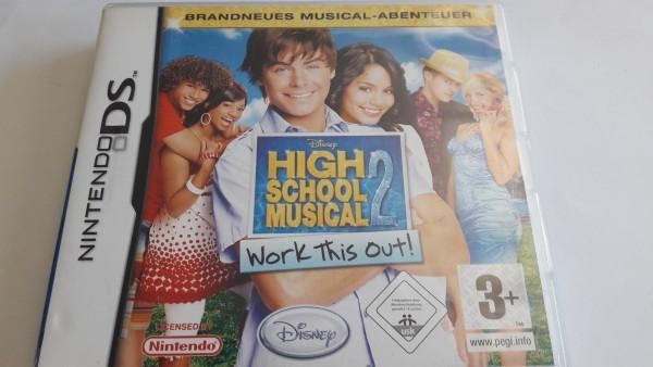 High School Musical 2 -DS