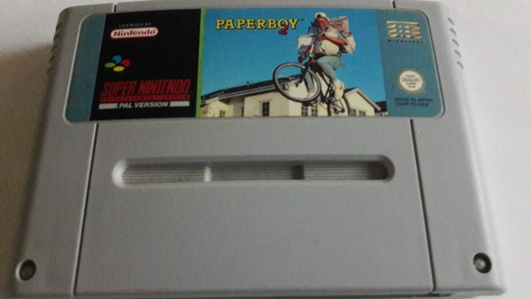Paperboy 2 - SNES
